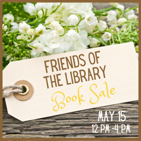 Friends Book Sale